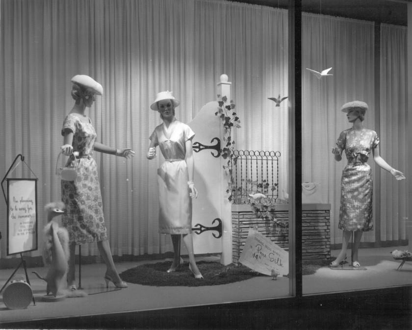 Denholm spring window 1958